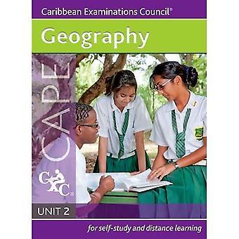 Geografi Kap enhet 2 en karibisk undersökningar rådets studie Guide