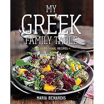 My Greek Family Table - Fresh,�Regional Recipes