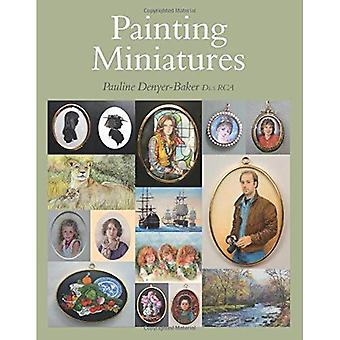 Malerei Miniaturen