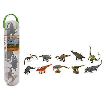 CollectA Mini Dinosaurs Box Collectable Figures Learning