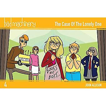 Bad Machinery Volume 4 Pocket Edition: The Case of the Lonely One