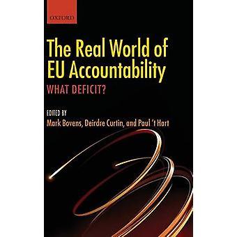 Virkelige verden af EU 's ansvarlighed hvad underskud af Bovens & Mark
