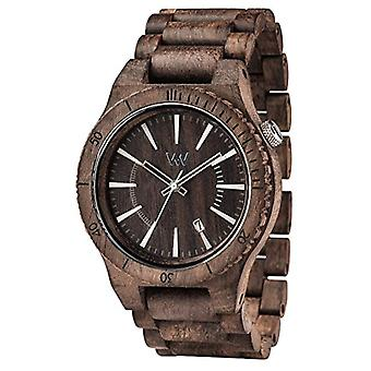 WEWOOD Analog quartz men with wooden Strap WW29004
