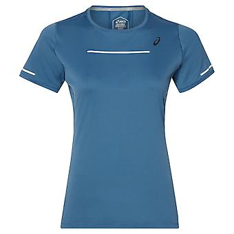 Asics Womens LITE SHOW SS T Short Sleeve Performance Shirt