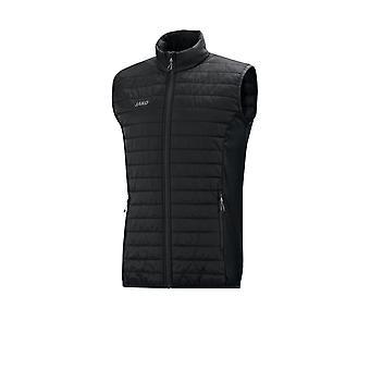 James premium quilted vest