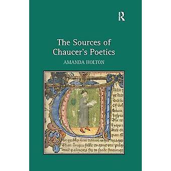 ホルトン ・ アマンダによって Chaucers の詩学のソース