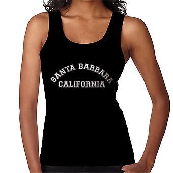 Colete Santa Barbara faculdade texto feminino