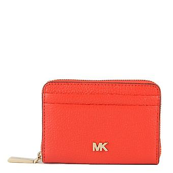 MICHAEL by Michael Kors Money Pieces Sea Coral Zip Around Card Case