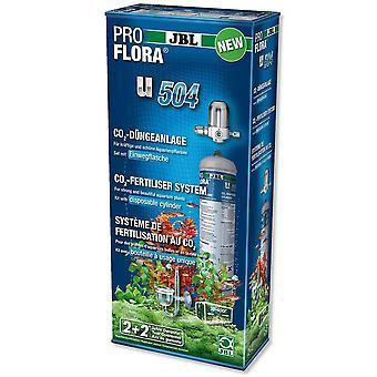 Sistema JBL ProFlora U504 CO2