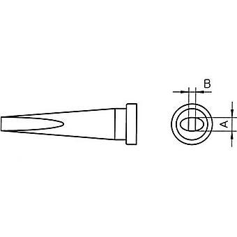 Weller LT-L Soldering tip Chisel-shaped, long Tip size 2 mm Content 1 pc (s) Weller LT-L Soldering ponta Chisel-shaped, tamanho longo dica 2 mm Conteúdo 1 pc (s)
