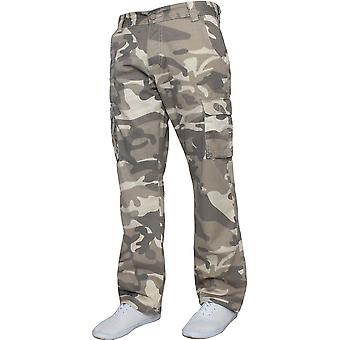 Kruze Camouflage Trousers