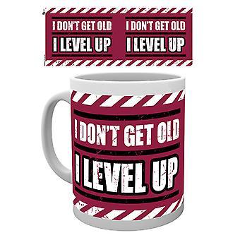 Io gioco livello Boxed tazza bevente