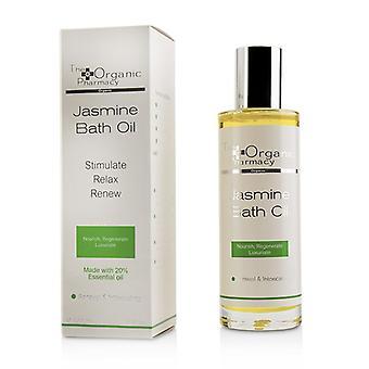 The Organic Pharmacy Jasmine Bath Oil - Sensual & Intoxicating 100ml/3.3oz