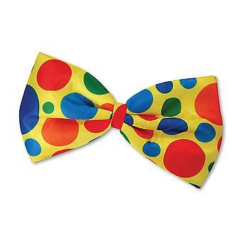 Bristol Novelty Jumbo Clown Bow Tie