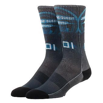 Crew Socks - Ready Player One - IOI New Licensed cq69vvrpo