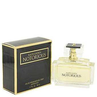 Notorious By Ralph Lauren Eau De Parfum Spray 1.7 Oz (women) V728-457415