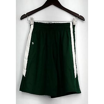 Holloway Shorts Performance Gym Style w / Pockets Green Womens