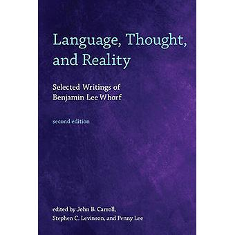 Language Thought and Reality by Whorf