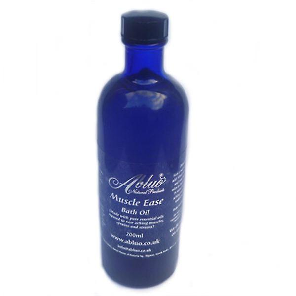 Muscle Ease Bath Oil from Abluo 200ml