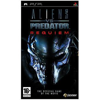 Alien vs Predator (PSP)-nytt