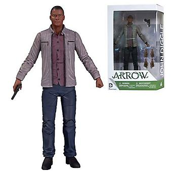 Arrow John Diggle 7
