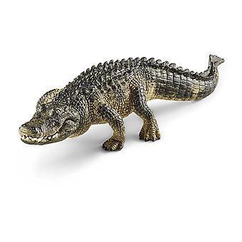 Schleich Wild Life Alligator Toy Figure (14727)