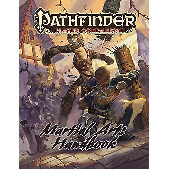 Pathfinder Player Companion Martial Arts håndbog bog