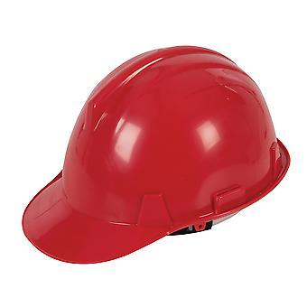 Sicurezza Hard Hat - Rosso