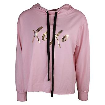 Sundae Tee Kelis Baby Pink Hooded Sweater