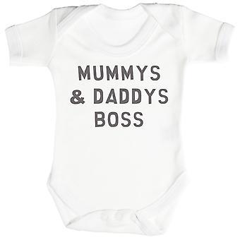 Mummys & Daddys Boss Baby Body / Babygrow