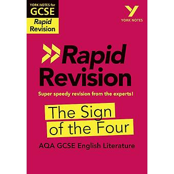 York Notes for AQA GCSE 91 Rapid Revision The Sign of th