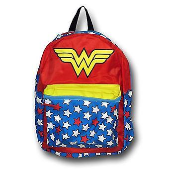 Wonder Woman Rucksack mit abnehmbarem Cape
