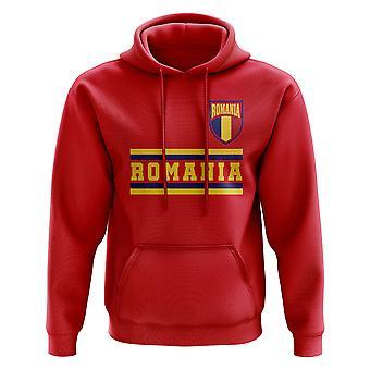 رومانيا الأساسية لكرة القدم البلد هودى (الأحمر)