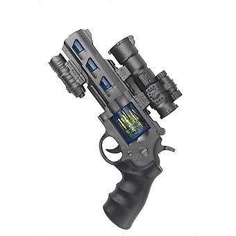Uzay Polisi Revolver.