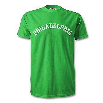 Philadelphia Fußball Kinder T-Shirt