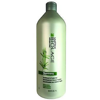 Matrix biolage fiberstrong hair conditioner 33.8 oz
