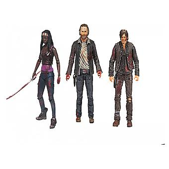 The Walking Dead Hero 3 Pk 5