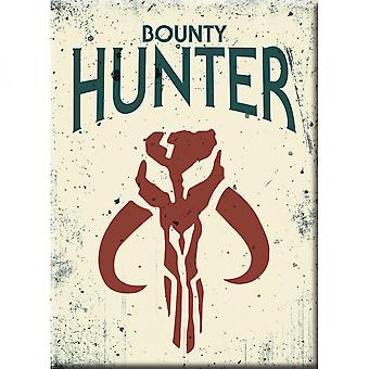 Star Wars Bounty Hunter Magnet