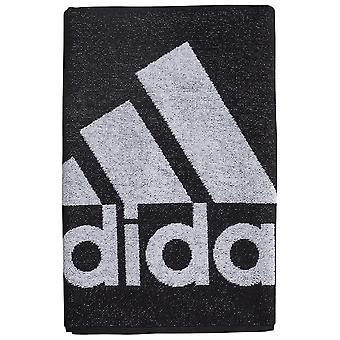 adidas Torwart Handschuh Handtuch Größe eine Größe (Schwarz)
