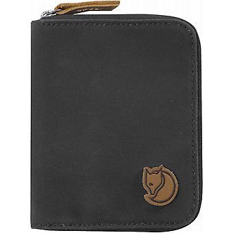 Fjällräven Zip tegnebog - mørk grå