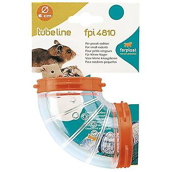 Ferplast Gallery FPI 4810 Curve (Small pets , Cage Accessories , Tunnels)