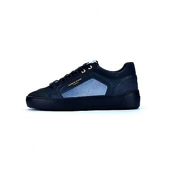 Android Homme Android Homme Navy Velour Venecia Low Sneake