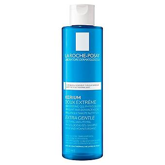 La Roche-Posay Kerium Extra Gentle Gel Shampooing 200ml
