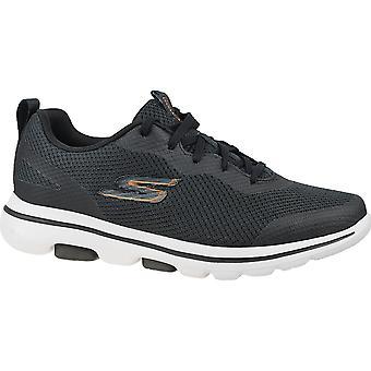 Skechers Go Walk 5 Squall 216011-BKOR Herren Sneakers