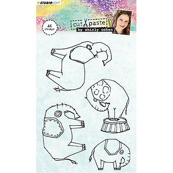 Studio Light Shirly Cohen Stamps A6-NR. 02