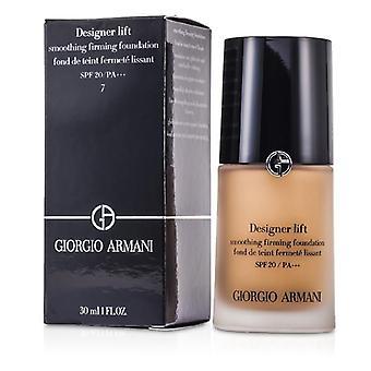 Giorgio Armani Designer Lift Smoothing kiinteyttävä säätiö Spf20-# 7-30ml/1oz