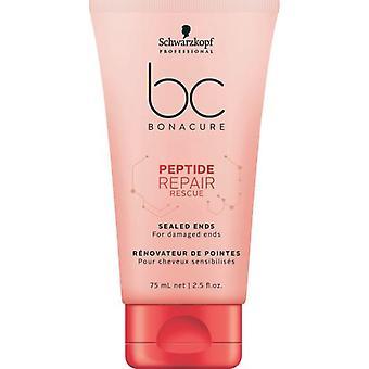 Schwarzkopf Professional Bc Peption Repair Rescue Tip odnowiciel 75 ml
