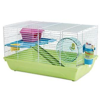 Savic Double Martha Hamster cage 46X29X26 (Small pets , Cages and Parks)