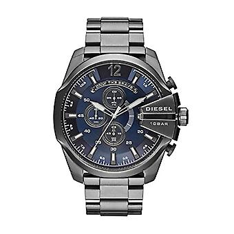 Diesel Analog Watch with metal plated stainless steel DZ4329