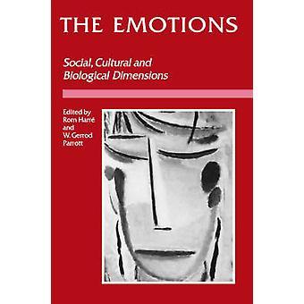 Le emozioni dimensioni culturali e biologiche sociali di Parrott & W. Gerrod